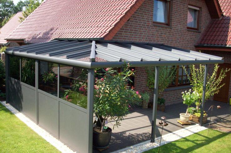 AluWint - Aluminium Wintergärten Zevenbergen: Terrassenüberdachungen