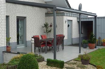 Erh hte terrasse gegen haus vnwp - Wintergarten ffb ...
