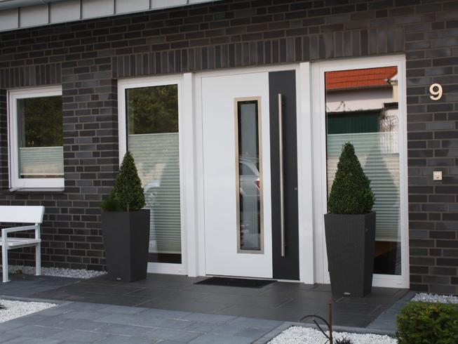 Aluwint Aluminium Wintergarten Zevenbergen Hausturen